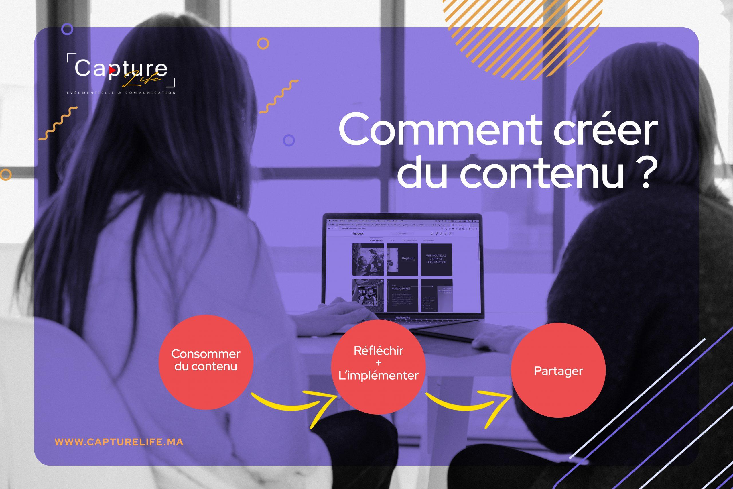 Comment créer du contenu attractif pour votre audience ?